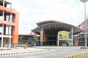 Thavakkara Bus Terminal Kannur - Thavakkara Bus Terminal at Kannur