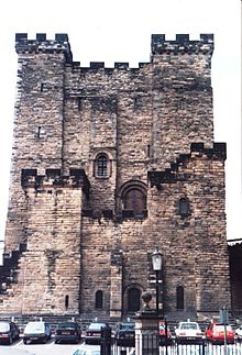 The Castle Newcastle Wikipedia