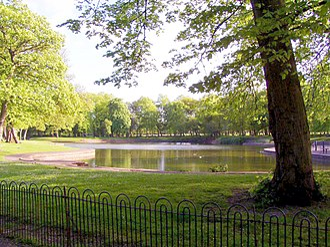 Newsham Park - Image: Newsham Park 006