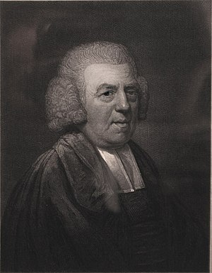 Amazing Grace - John Newton in his later years
