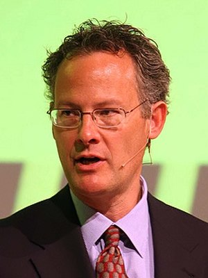 Nicholas G. Carr - Nicholas Carr speaking at the VINT Symposium held in Utrecht, Netherlands on June 17, 2008.
