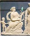 Nine Muses, attributed to John Flaxman, Jr., detail 1 - Wedgwood & Bentley, 1778-1780 - Brooklyn Museum - DSC08970.JPG