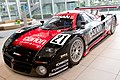 Nissan R390 GT1 (1997) front-left 2012 Nissan Global Headquarters Gallery.jpg