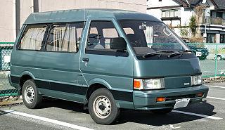 Nissan Vanette Motor vehicle