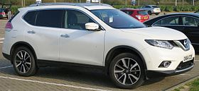 Nissan X-Trail T32 registered September 2014 1598cc diesel (cropped).JPG