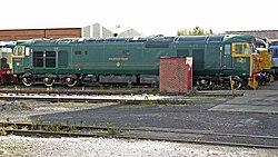 No.50007 Sir Edward Elgar (Class 50) (6157119598).jpg