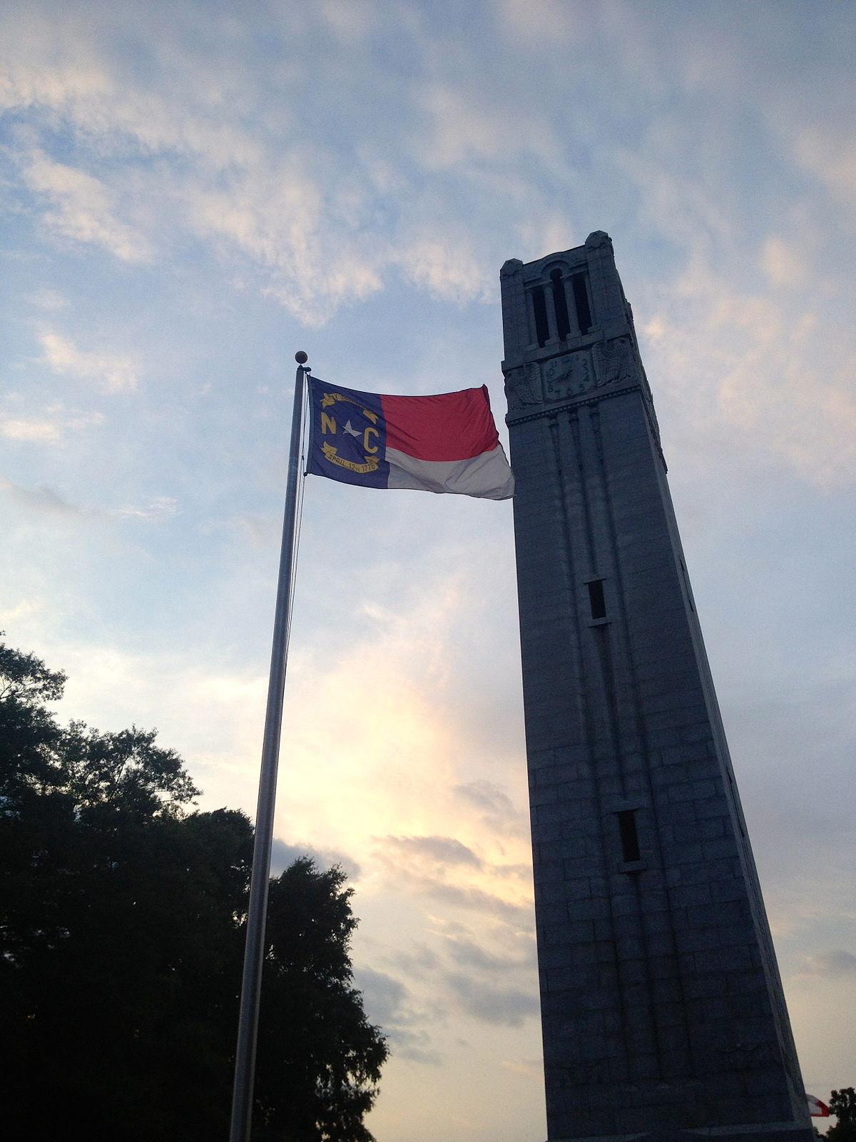 Main Campus of North Carolina State University - Wikipedia