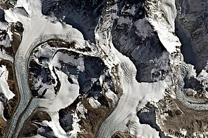 North Col - Image: North Col of Mount Everest