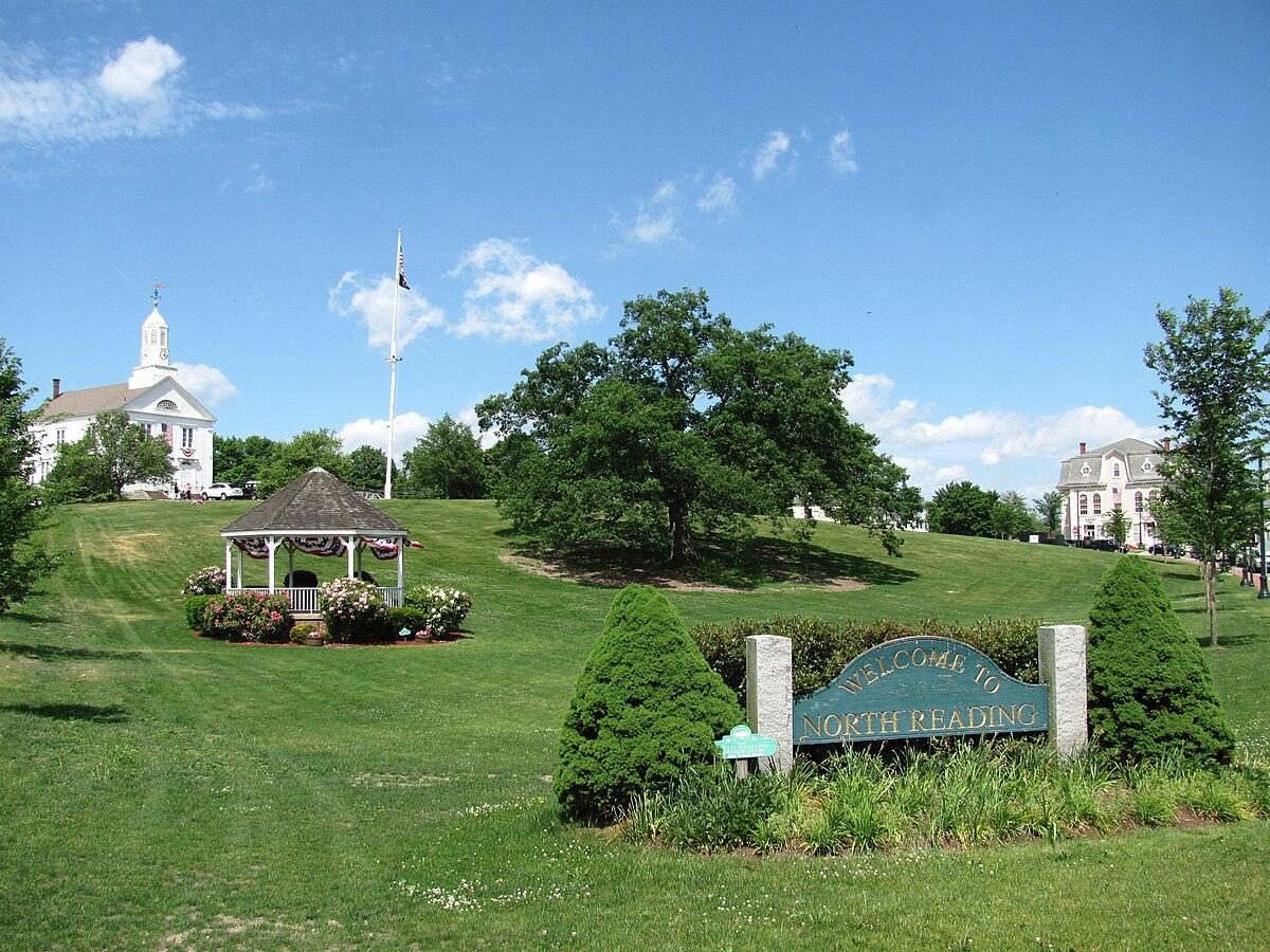 North Reading, Massachusetts - Wikipedia