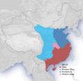 Northern and Southern Dynasties 560 CE.png