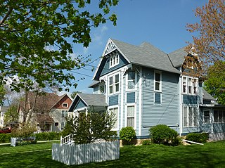 Northwest Side Historic District United States historic place