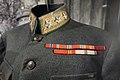 Norway in WW2. Norwegian Army uniform crown prince Olav 1940. General rank insignia. Forsvarsmuseet (Armed Forces Museum) Oslo 2019-03-31 DSC01615.jpg