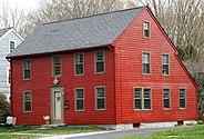 Norwichtown Historic District - 10 Elm Ave (New London County, Connecticut)