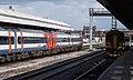 Nottingham railway station MMB A5 158856 158854 153311 153384.jpg