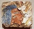 Nuovo regno, xviii dinastia, regno di amenhotep IV, ritratto di nefertiti, da karnak 1353-1347 ac ca.jpg
