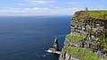 O'Brien's Tower, Cliffs of Moher, Co. Clare (506381) (27307929986).jpg