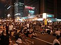 Occupy Zhongxiao West Road in Taipei, Taiwan on April 27th, 2014.jpg