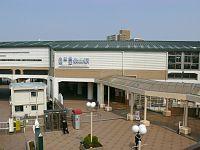 Odakyu-nagayama-station south-exit.JPG