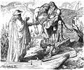 Odin entführt Sinfjötlis Leiche (1883) by Johannes Gehrts.jpg