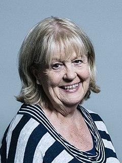 Cheryl Gillan 20th and 21st-century British politician