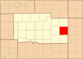 Ogle County Illinois Map Highlighting Lynnville Township.png