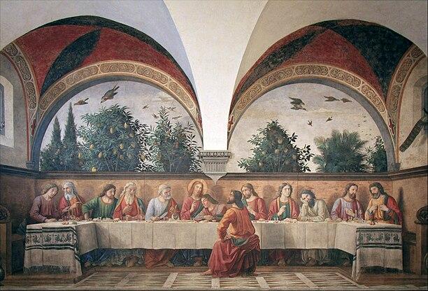 Ognissanti Last Supper