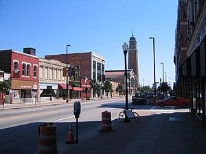 Ohio City, Cleveland - Image: Ohio City West 25th