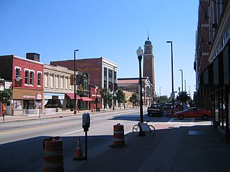 Ohio City, Cleveland - Image: Ohio City West 25th