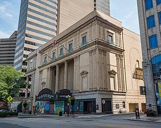 Ohio Theatre (Columbus, Ohio) Theater and former movie theater in Columbus, Ohio