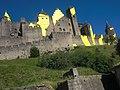 Okcidenta flanko de la citadelo.jpg