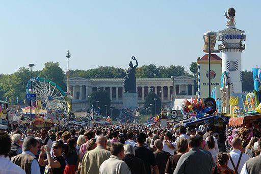 Oktoberfest-Bavaria