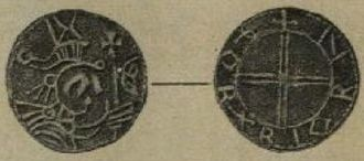 Maine penny - A coin similar to the Maine penny