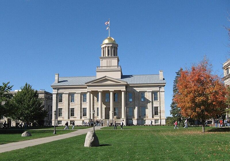 File:Old Capitol Iowa City.jpg