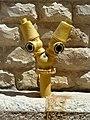 Old Jerusalem Ararat road yellow fire hydrant.jpg