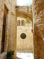 Old Jerusalem Beit El road round window.jpg