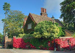 Old Vicarage, Grantchester - Old Vicarage, Grantchester