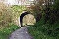 Old railway bridge, Polbrock - geograph.org.uk - 1289182.jpg