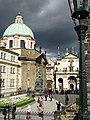 Old town of Prague. Czech Republic. Старая Прага. Чехия - panoramio (14).jpg
