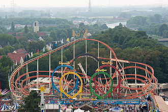 Olympia Looping - Olympia Looping's full layout