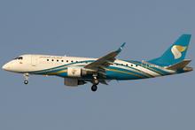 Embraer E 175 Exterior