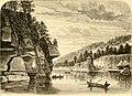 On Lake Mohonk, Eerie Railway, 1881.jpg