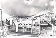 One-Million-Liter Test Sphere, Fort Detrick, Maryland