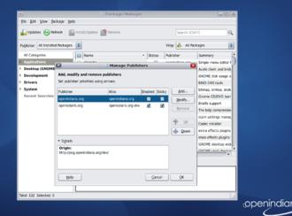 Illumos - The OpenIndiana operating system is based on illumos