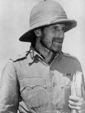 Chindits - Brigadier Orde Wingate