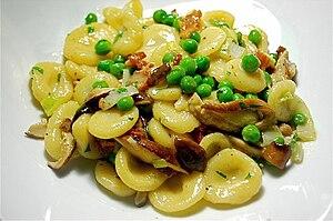 Orecchiette pasta
