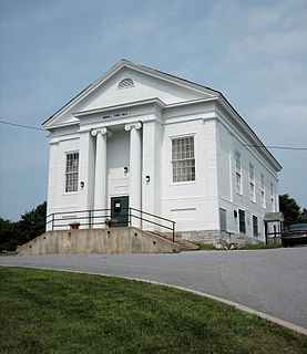 Orwell, Vermont Town in Vermont, United States