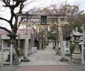 Osaka Joutou Suwa shrine.jpg