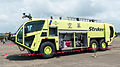 Oshkosh Striker 3000 Crash Tender Display at Ching Chuang Kang AFB Apron 20140719a.jpg