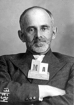 Osip Mandelstam 1934