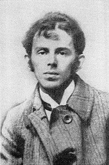 Osip Mandelstam in 1914